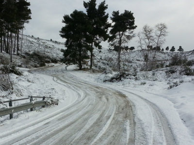 Importance of Gritting the Road in Winter