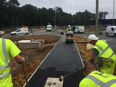 asphalt tarmac company reading