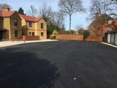 asphalt tarmac contractor oxford oxfordshire
