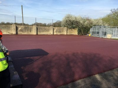 resin bound & bonded surfacing oxford